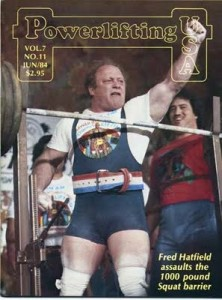 Interview with Fred Hatfield (Dr Squat) – Strength Legend