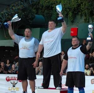 Stefan Solvi Petursson Icelandic Strongman