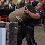 Espen Aune Strongman - Log Carrying