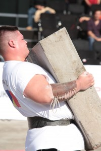 Paul Pirjol - Husafel Stone - International Strongman