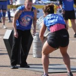 Sue Metcalf - Americas Strongest Woman 2011 - The Keg