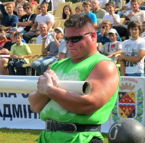 Paul Pirjol - International Strongman from Romania