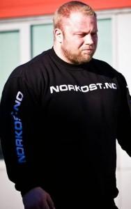Espen Aune - Norways Strongest Man 2011