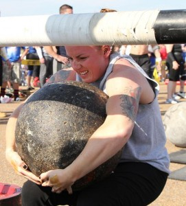 Kristyn Vytlacil Whisman - American Strongwoman Champion