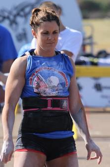Sue Metcalf - Americas Strongest Woman 2011