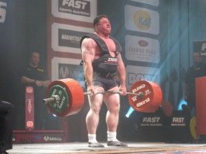Andy Bolton - International Powerlifting Superstar