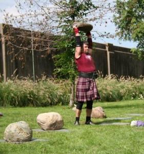 Andrew Gillie - Highland Games