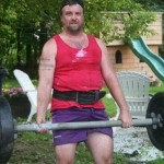 Andrew Gillies - Highland Games / Strongman