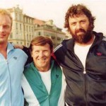 Geoff Capes and Jon Pall