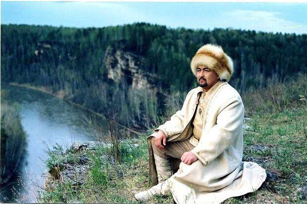 Elbrus Nigmatullin Russian Strongman