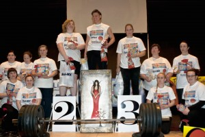 Iceland's Strongest Woman 2011