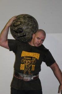 International Strongman - Jarno Jokinen