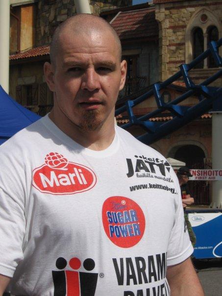Jarno Jokinen - 2011 Finland's Strongest Man