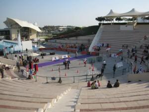 World Strongman Cup - Abu Dhabi Arena