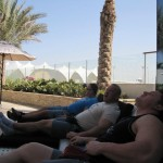 World Strongman Cup - Soaking up the Abu Dhabi Sun