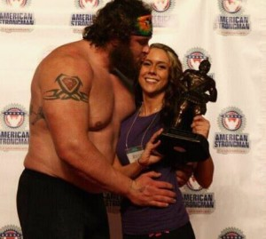 Adam Scherr Strongman Arnold Amateur Strongman World Champion