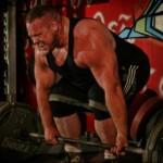 Dan Harrison American Strongman - Deadlifting