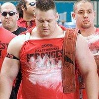 Dan Harrison - Strongman Comp