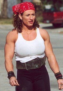 """Superwoman"" Jill Mills – Former World's Strongest Woman"