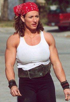 Jill Mills Strongwoman