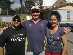 South Australian Strongman Winners 2011