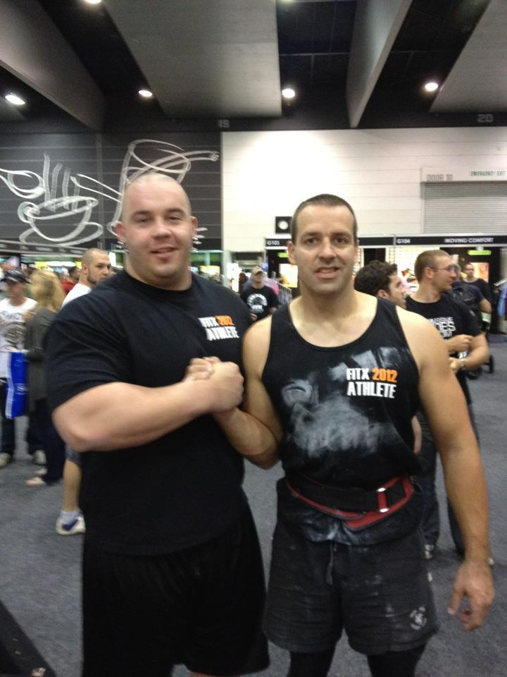 "Mike ""Juggernaut"" Jenkins – Strongman and 2012 Arnold Strength Classic Winner"