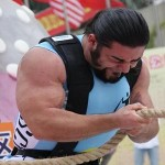 Patrik Baboumian - German Strongman