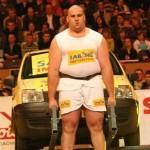 Stoyan Todorchev Bulgarian Strongman