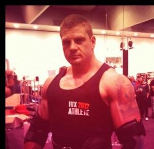 Mike Vrljic Strongman