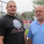Derek DeVaughan Strongman