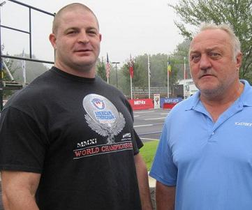 USA Strongman Derek DeVaughan – The Hunt for the Pro-Card ...