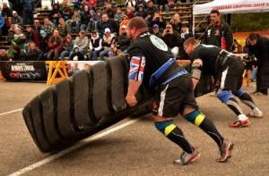 Warrick Brant Strongman