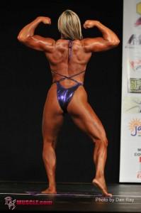 In Bodybuilding Contest Mode.