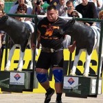 strongman Jarno Hams