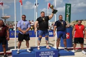 Winning 2009 WSM