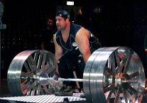 Eduardo Visciglia - South America's Strongest Man
