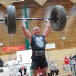 Sean Kennedy 2012 UK Strongest Man under 105kg