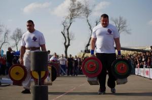 Strongman Vostan Gevorgyan