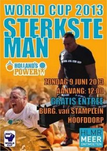 Hollands Got Power Strongman