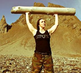 10 Minutes with Icelandic Strongwoman – Lilja Jonsdottir