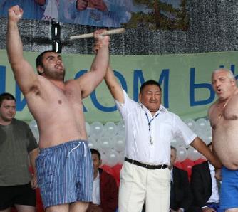Vostan Gevorgyan Armenian Strongman