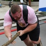 Canadian Strongman Scott Cummine